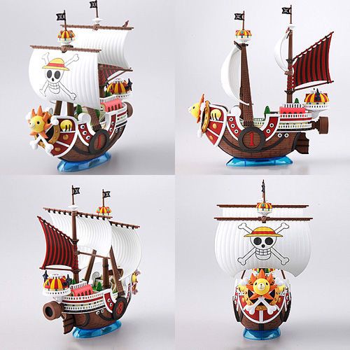 mô hình lắp ráp Thousand Sunny One Piece Grand Ship Collection