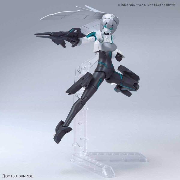 mô hình Mobile Doll May Gundam Build Divers Re RISE HGBDR real