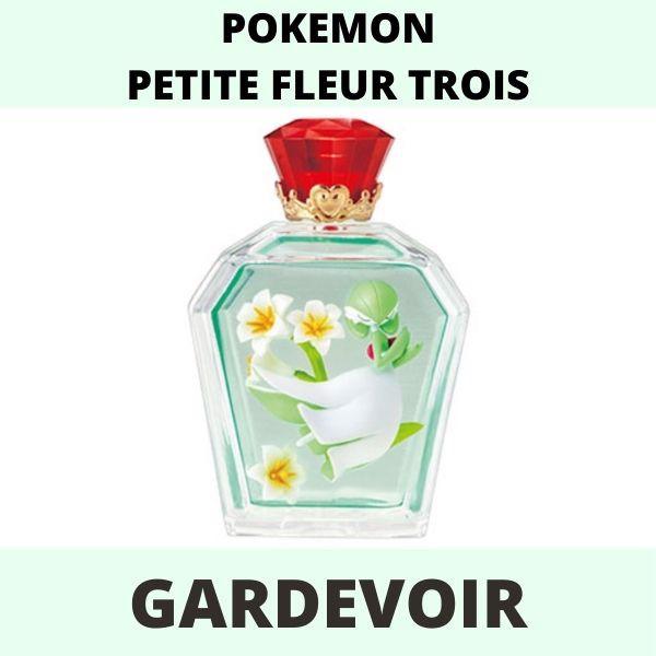 Mô hình Pokemon Petite Fleur Trois Re-ment Gardevoir