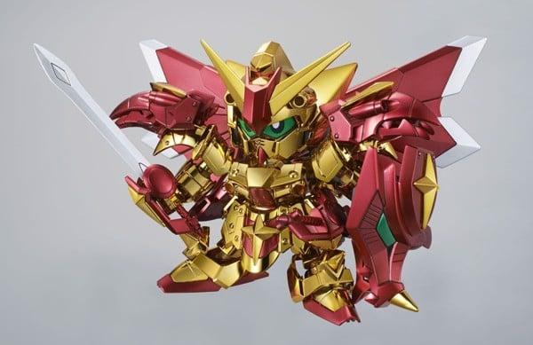 Mô hình SD Superior Dragon Gundam chính hãng Bandai giá rẻ