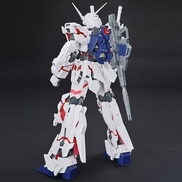 mô hình Unicorn Gundam Destroy Mode MegaSize Nhật Bản