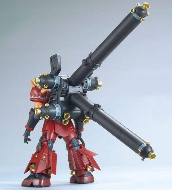 mô hình Zaku II Psycho Zaku Gundam Thunderbolt Anime HG