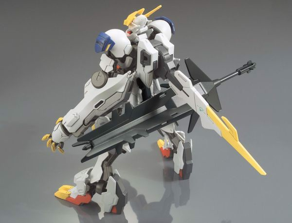 model kit Gundam Barbatos Lupus Rex HG IBO