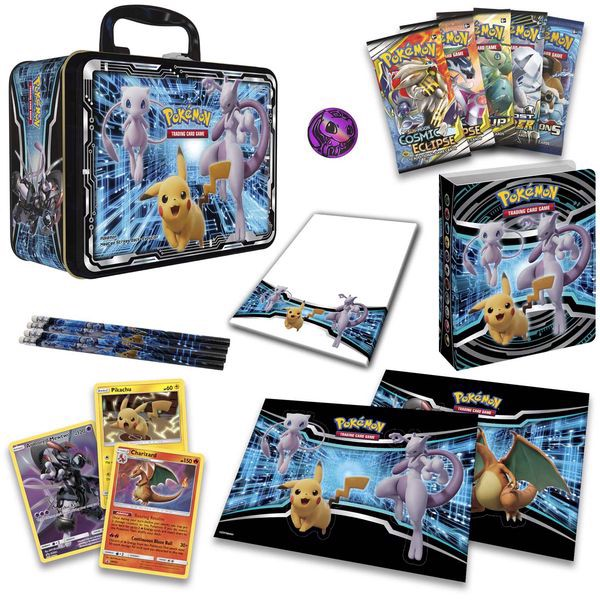 pokemon shop bán bài Pokemon Collector Chest Mewtwo Strikes Back Evolution