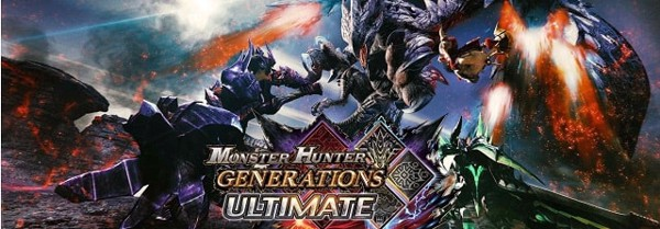 Đến nShop đặt ngay Monster Hunter Generations Ultimate