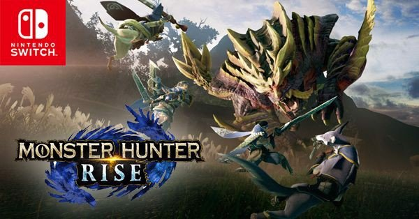 Monster Hunter Rise độc quyền nintendo switch