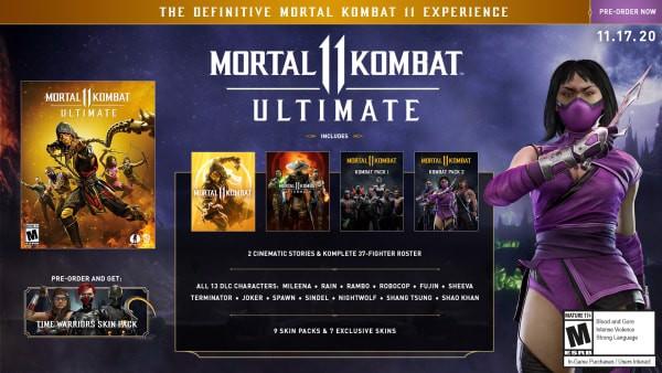Mortal Kombat 11 Ultimate  Nintendo Switch