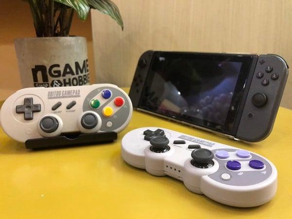 Mua 8bitdo Pro Controller cho Nintendo Switch ở đâu