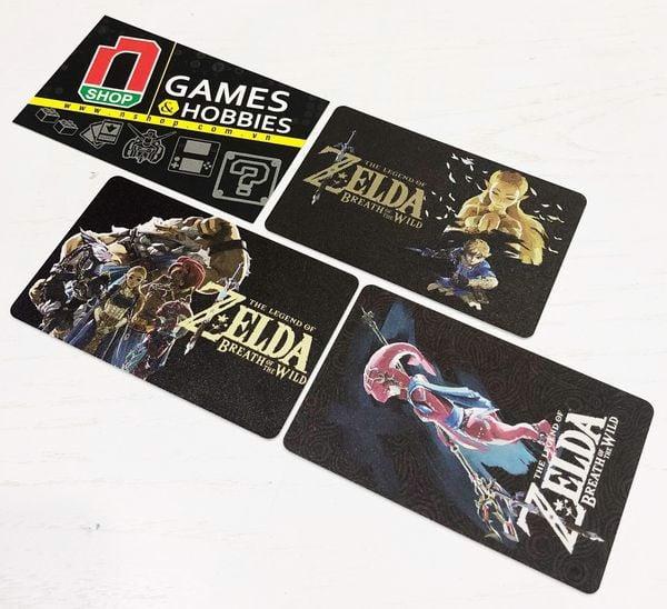 mua bán bài amiibo The Legend of Zelda giá rẻ