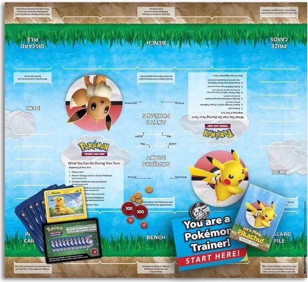 mua bán Bộ bài Pokemon Let