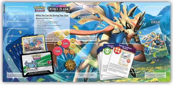 mua bán bài Pokemon Zacian Theme Deck giá rẻ