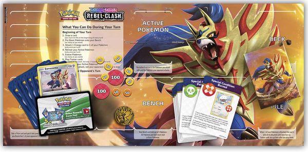 mua bán bài Pokemon Zamazenta Theme Deck giá rẻ