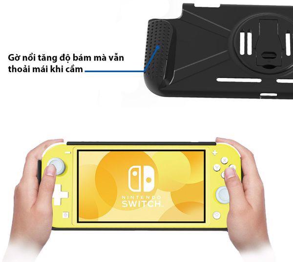 mua bán Case ốp kiêm đế dựng cho Nintendo Switch Lite giá rẻ