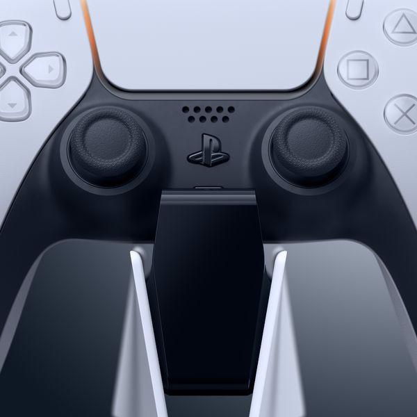 mua bán đế sạc tay cầm PS5 DualSense Charging Station real