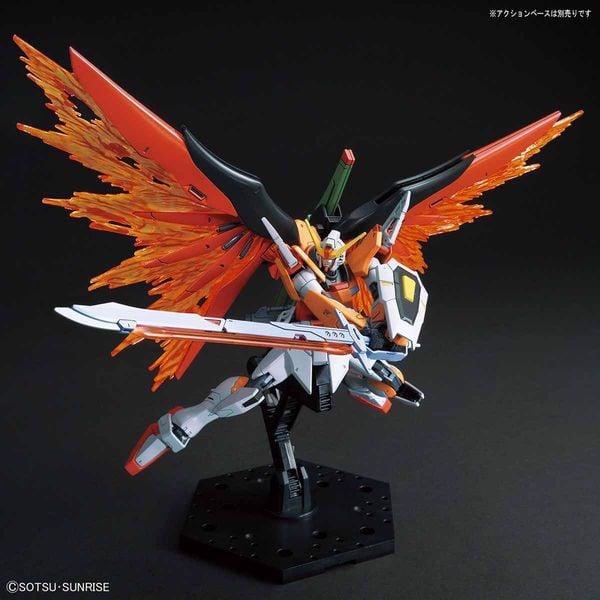 Top 5 những mẫu Gundam HG đẹp nhất Destiny Gundam Heine Westenfluss Custom HGCE