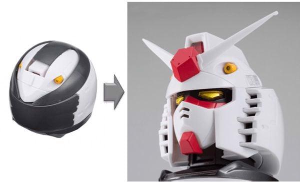 mua bán Exceed Model Gundam Head 1 giá rẻ
