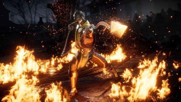 mua bán game Mortal Kombat 11 cho PS4 tại Việt Nam
