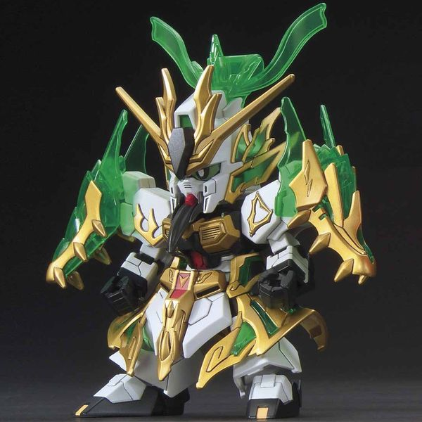 mua bán Guan Yu Yun Chang Nu Gundam SD Gundam World Sangoku Soketsuden
