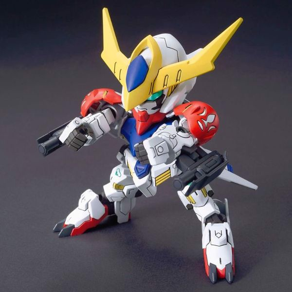 mua bán Gundam Barbatos Lupus DX SD tại Việt Nam
