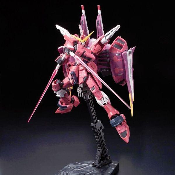 mua ban Justice Gundam RG giá rẻ