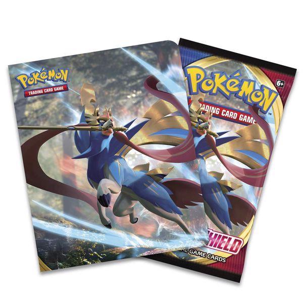 mua bán Mini album booster pack bài Pokemon Sword Shield giá rẻ