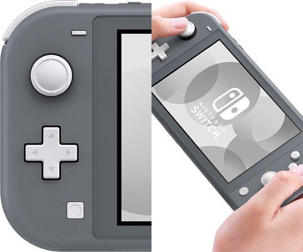mua bán Nintendo Switch Lite Gray giá rẻ