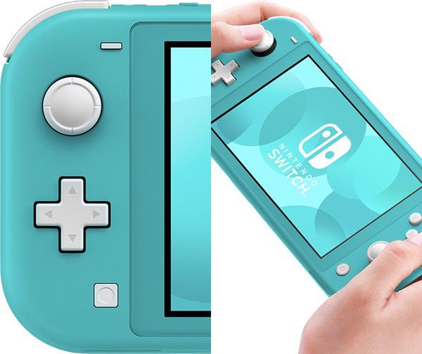 mua bán Nintendo Switch Lite Turquoise giá rẻ