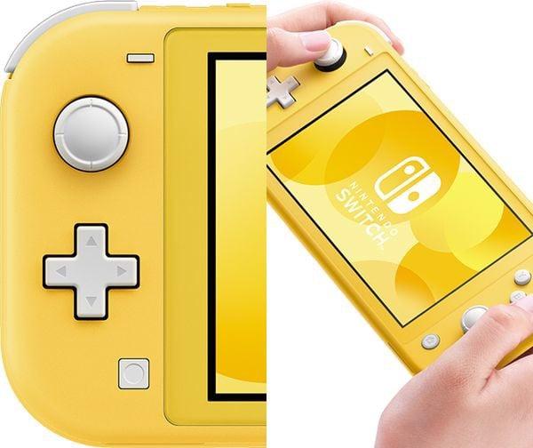 mua bán Nintendo Switch Lite Yellow giá rẻ