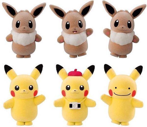 mua bán Pokemon Poke-mofu Doll 2 giá rẻ