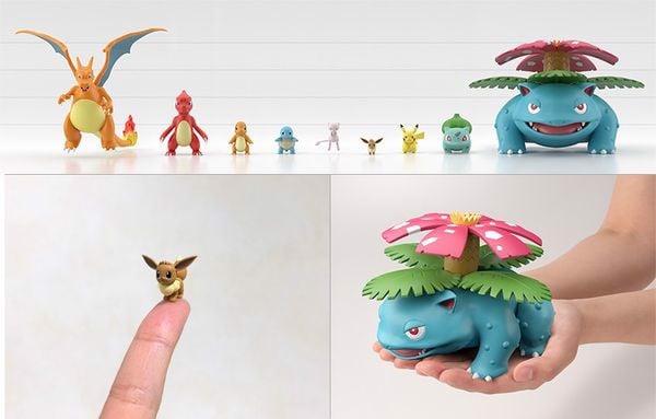 mua bán Pokemon Scale World Kanto giá rẻ
