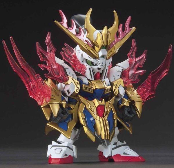 mua bán Zhang Fei God Gundam SD Gundam World Sangoku Soketsuden