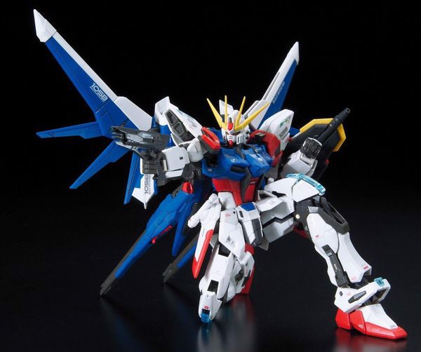mua Build Strike Gundam Full Package RG Bandai