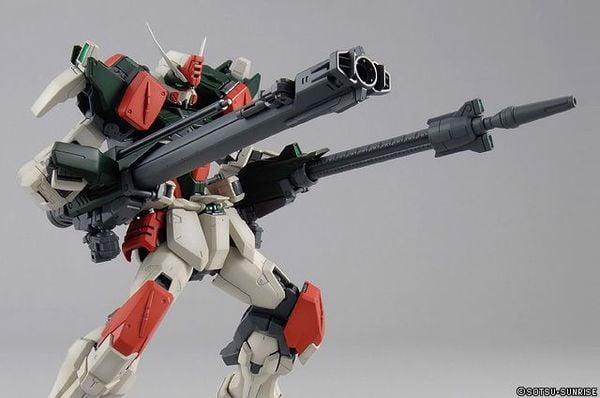 mua Buster Gundam MG tại Việt Nam