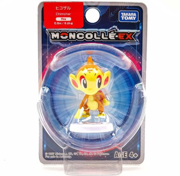 mua Chimchar Pokemon Figure Moncolle-EX
