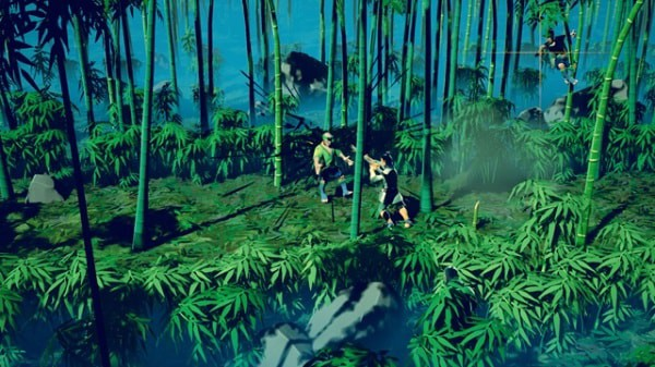 mua game 9 Monkeys of Shaolin