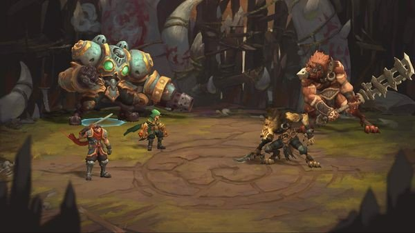 mua game Battle Chasers Nightwar cho Nintendo Switch