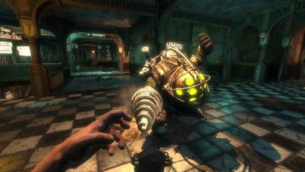 mua game BioShock The Collection Nintendo Switch giá rẻ