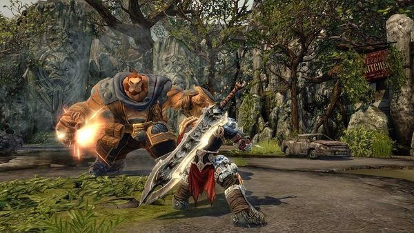 mua game Darksiders Warmastered Edition Nintendo Switch giá rẻ