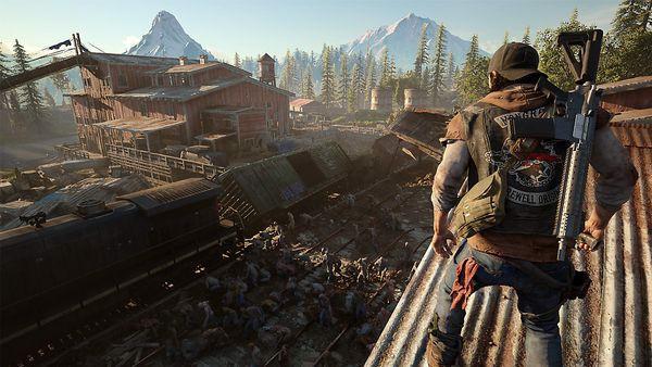 mua game Days Gone cho PS4 giá rẻ