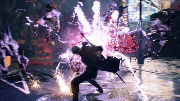mua game Devil May Cry 5 cho ps4