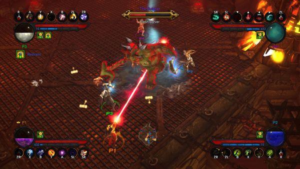 mua game Diablo 3 Eternal Collection Nintendo Switch Việt Nam nShop