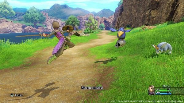 mua game Dragon Quest XI Echoes of an Elusive Age cho PS4