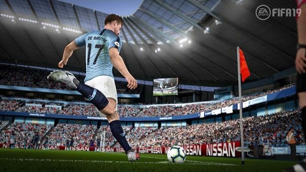 mua game FIFA 19 cho Nintendo Switch