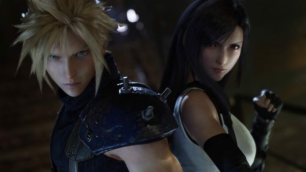 mua game Final Fantasy VII Remake PS4 giá rẻ