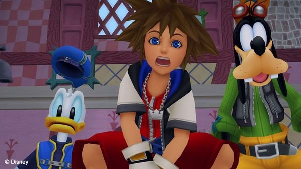 mua game Kingdom Hearts The Story So Far cho PS4 giá rẻ