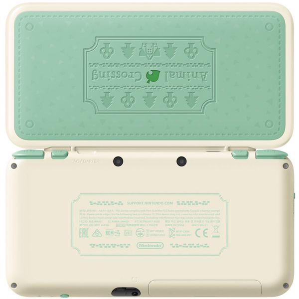 mua game New Nintendo 2DS LL Animal Crossing Edition