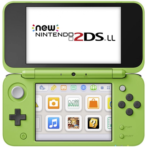 mua game New Nintendo 2DS LL Minecraft Creeper Edition
