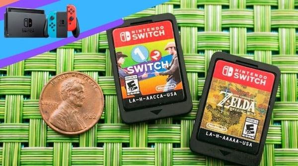 mua game Nintendo Switch cần quan tâm gì