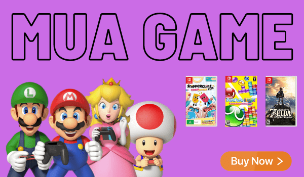 mua game nintendo switch nshop