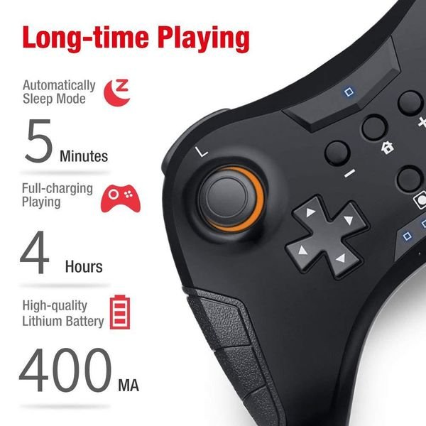 mua game phụ kiện Pro Wireless Controller cho Nintendo Switch
